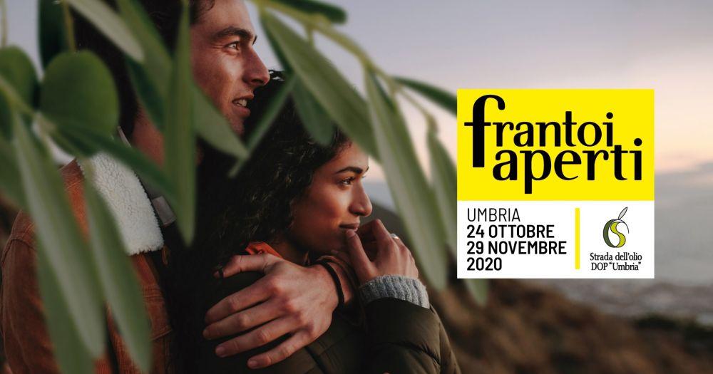 Frantoi Aperti, die Veranstaltung der offenen Ölmühlen in Umbrien. Photo: frantoiaperti.net