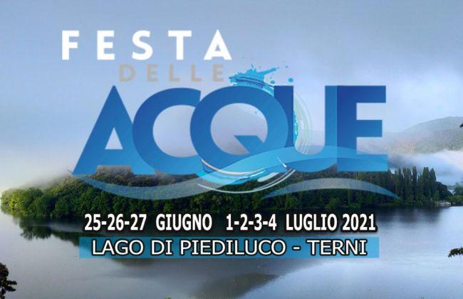 Lago di Piediluco See und das Festa delle Acque